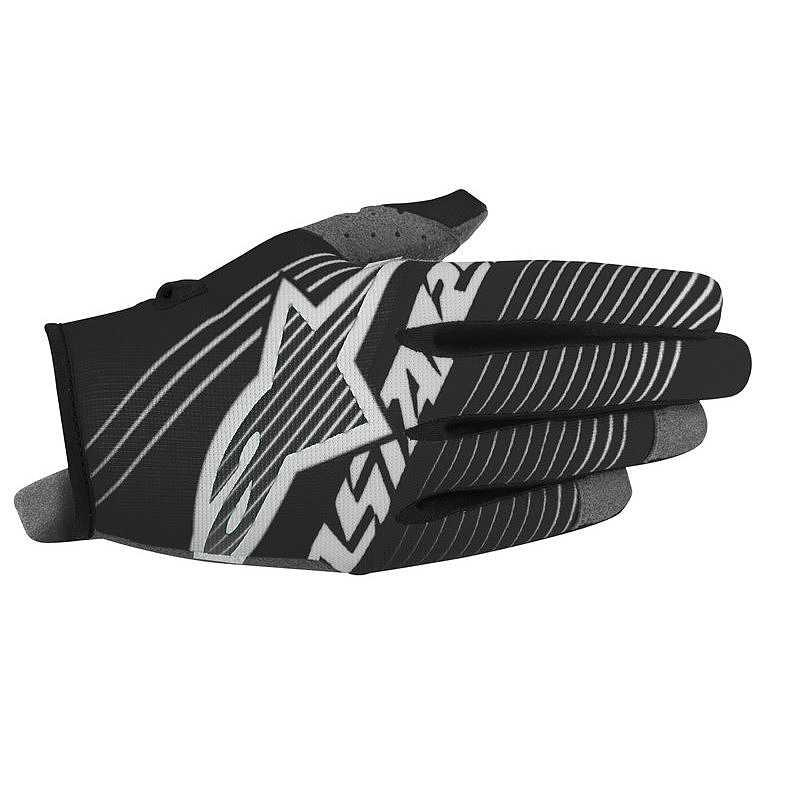 GUANTI MOTO CROSS ALPINESTARS RADAR TRACKER BLACK WHITE cod.3561917