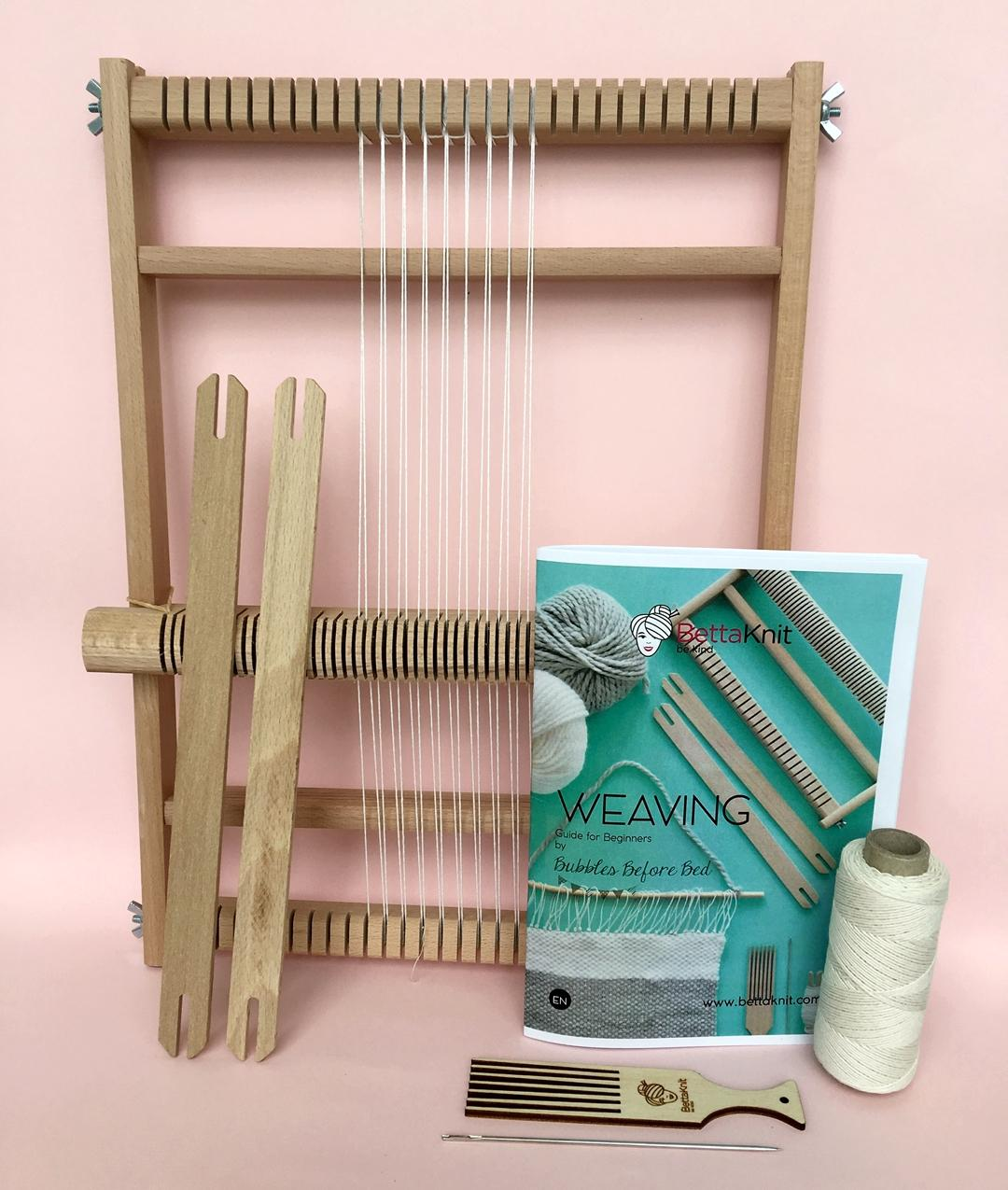 Home Decor Collection - Weaving KitSWeaving KitS - BASE WEAVING KIT - 1