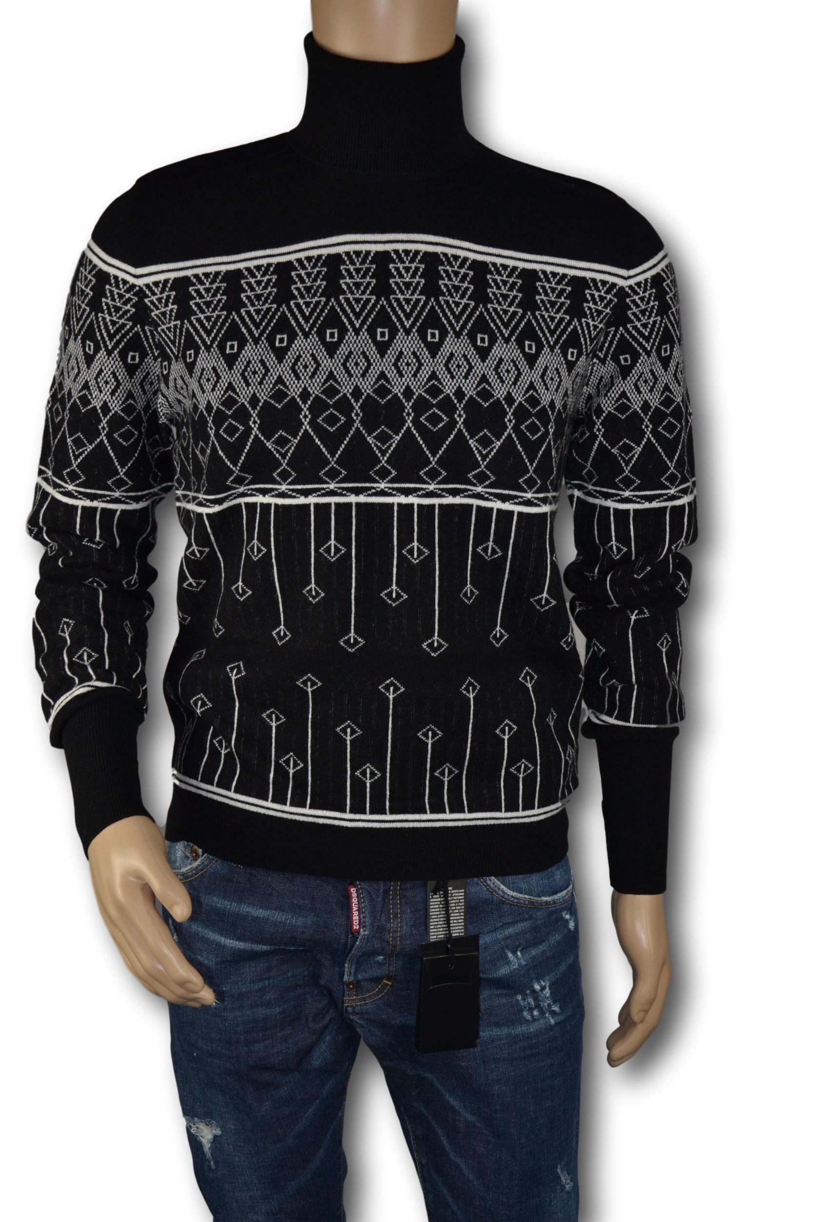 best authentic 5b495 5d877 Dettagli su BALLANTYNE Maglione Dolcevita Uomo Man's Sweater Men Jumper  Cashmere TG. 50