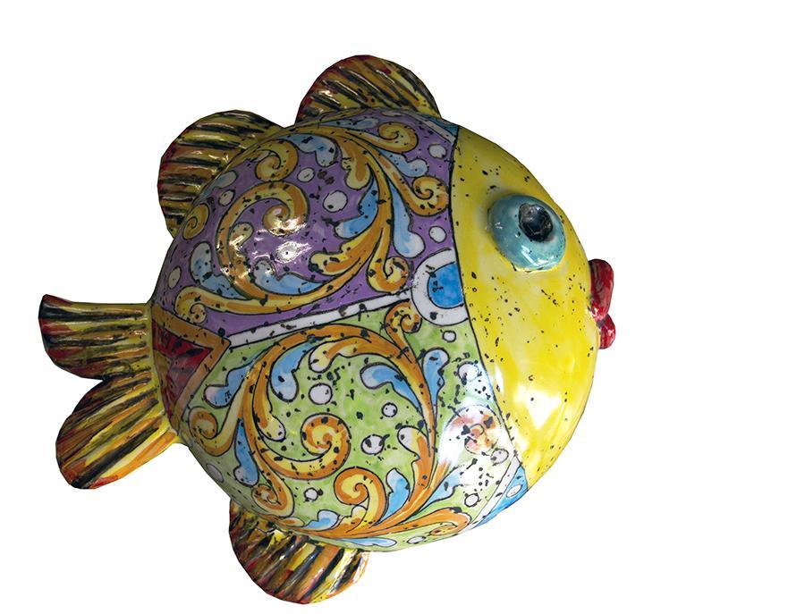 Bomboniere Pesce colorato
