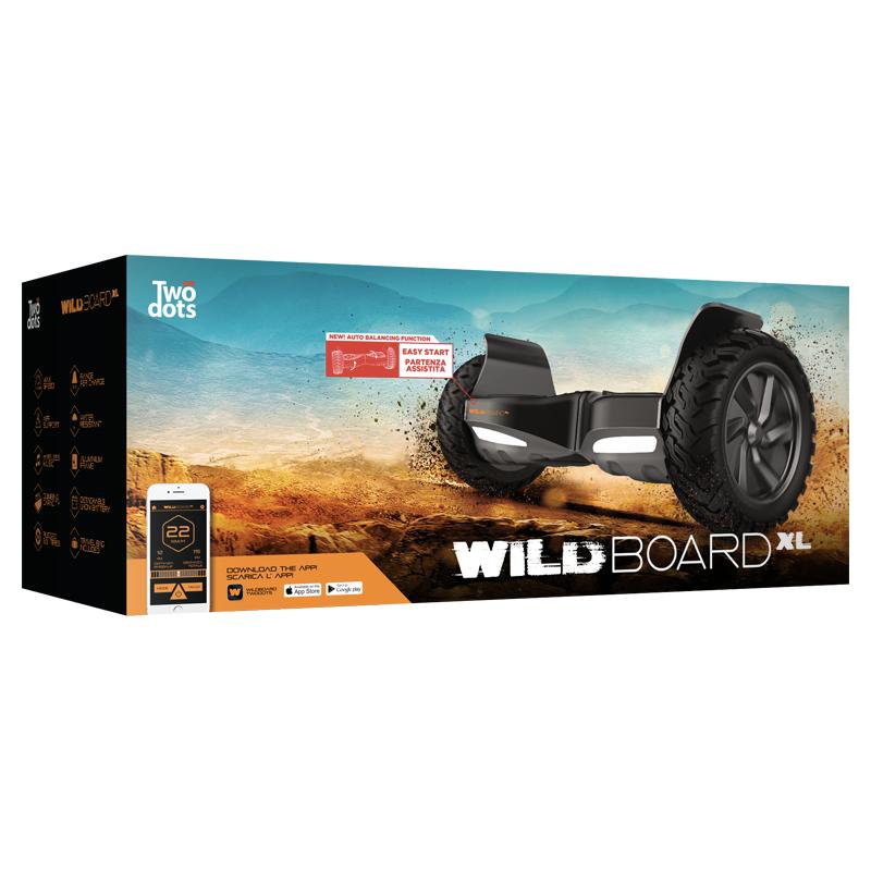 Wildboard XL Light Edition - Rigenerato Garantito