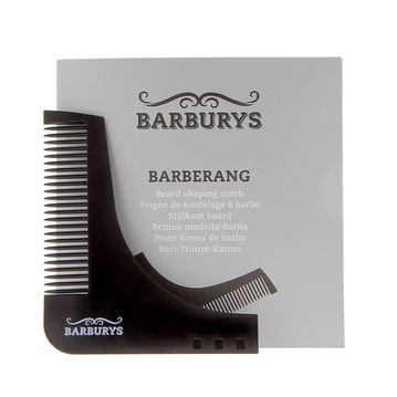 BARBURYS BARBERANG - PETTINE MODELLA BARBA