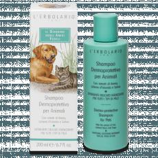 Shampoo Dermoprotettivo per Animali Il Giardino degli Amici Fedeli L' Erbolario