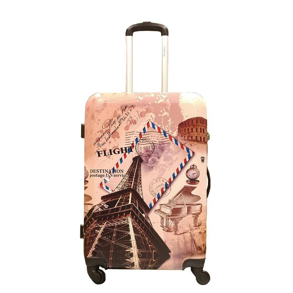 BESTBAGS - Memories - Trolley medio 4 ruote 67 cm rigido cod. 12268160