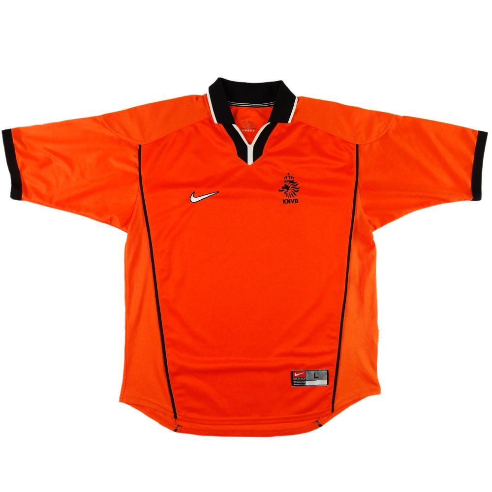 1998-00 Olanda Maglia Home L (Top)