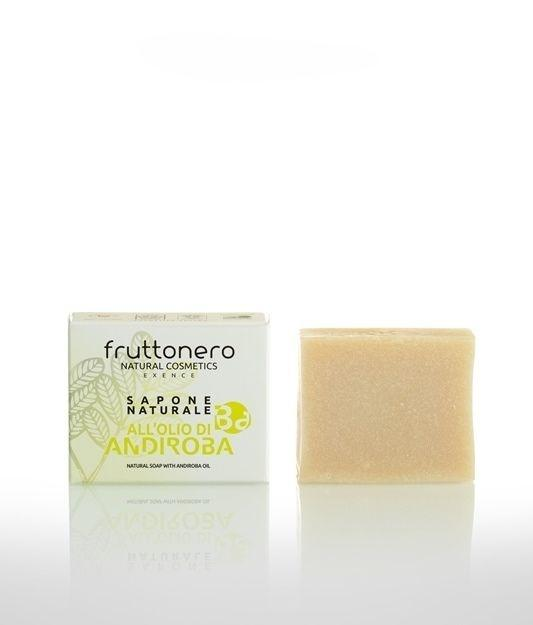 NATURAL SOAP ANDIROBA OIL