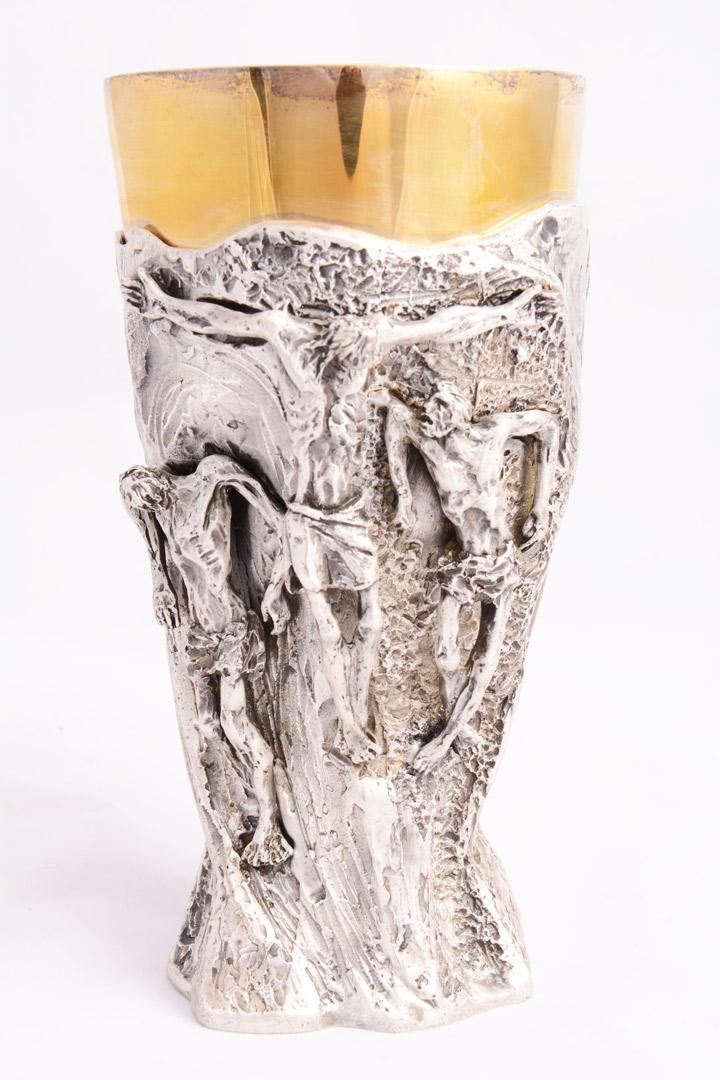 Calice coppa argento ALB69A