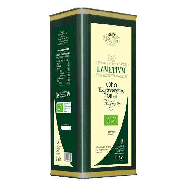 Olio Lametium Bio  - 3lt