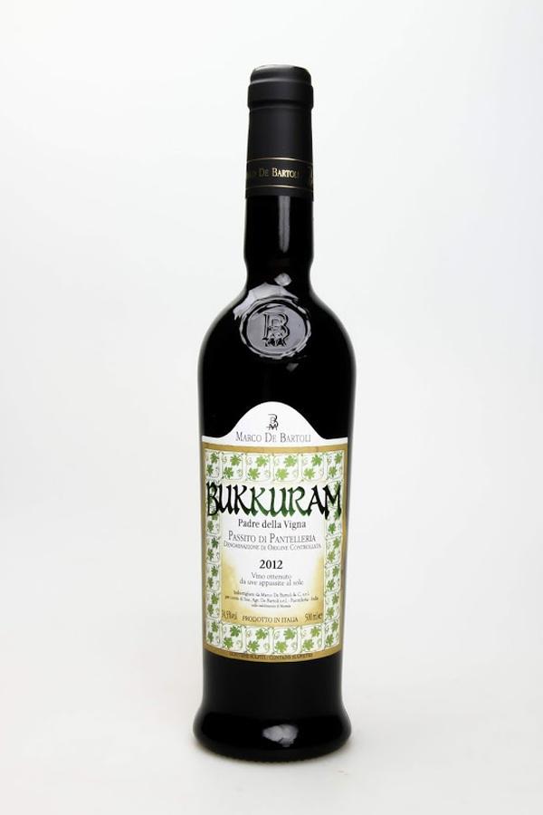 "Passito di Pantelleria ""Bukkuram - Padre della Vigna"""