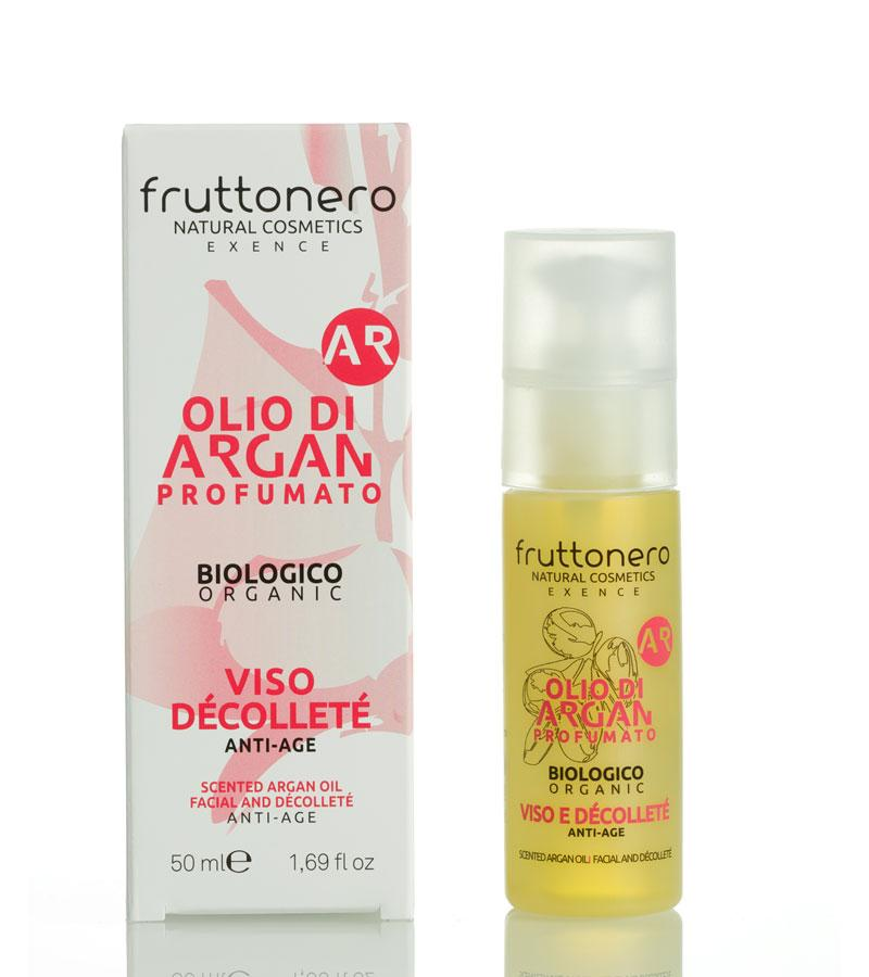SCENTED ARGAN OIL