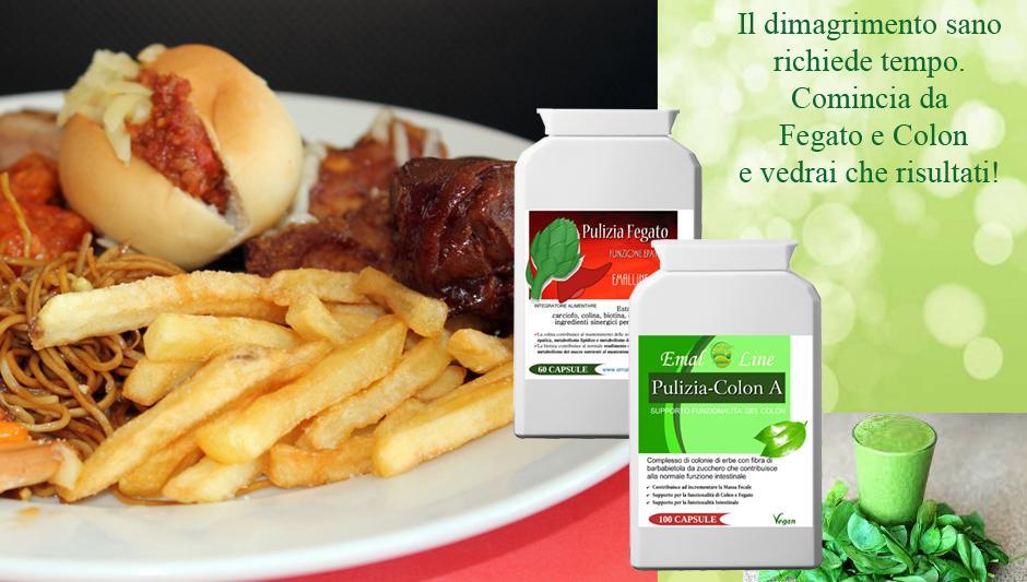 Pulizia Fegato e Colon, un aiuto a perdere peso