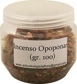 Incenso Opoponax (gr. 100)