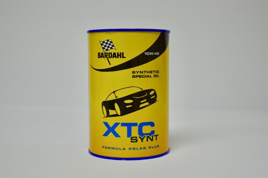 OLIO MOTORE BARDAHL AUTO XTC C60 SYNT 10W40 1L