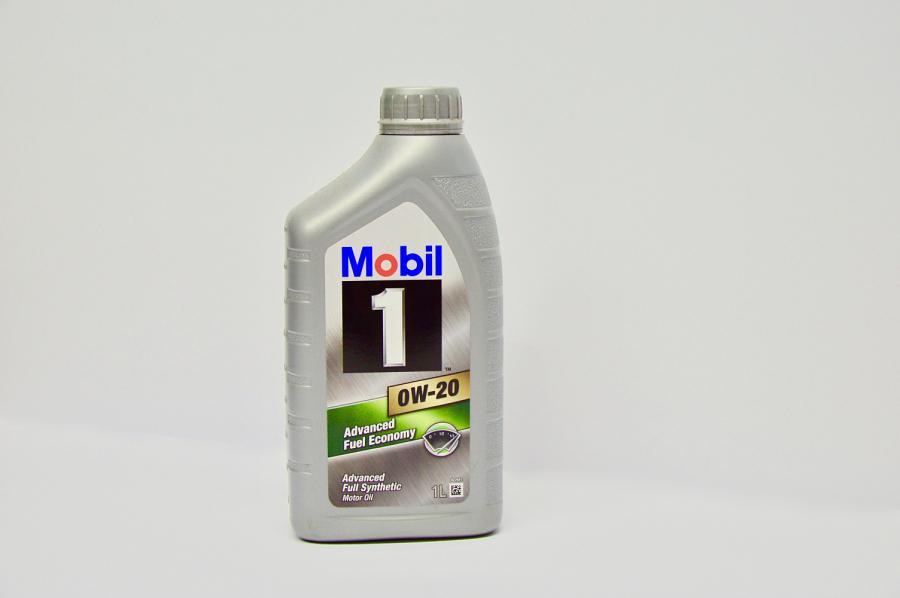 OLIO MOTORE MOBIL 1 ADVANCED FUEL ECONOMY 0W20 1L