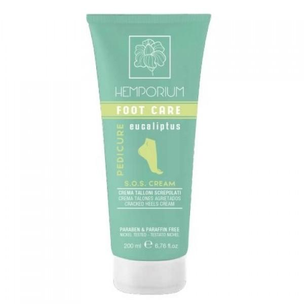 Hemporium - FOOT CARE - S.O.S. CREAM 200ml