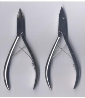 Tronchese unghie incarnite doppia molla in Acciaio INOX - cm13