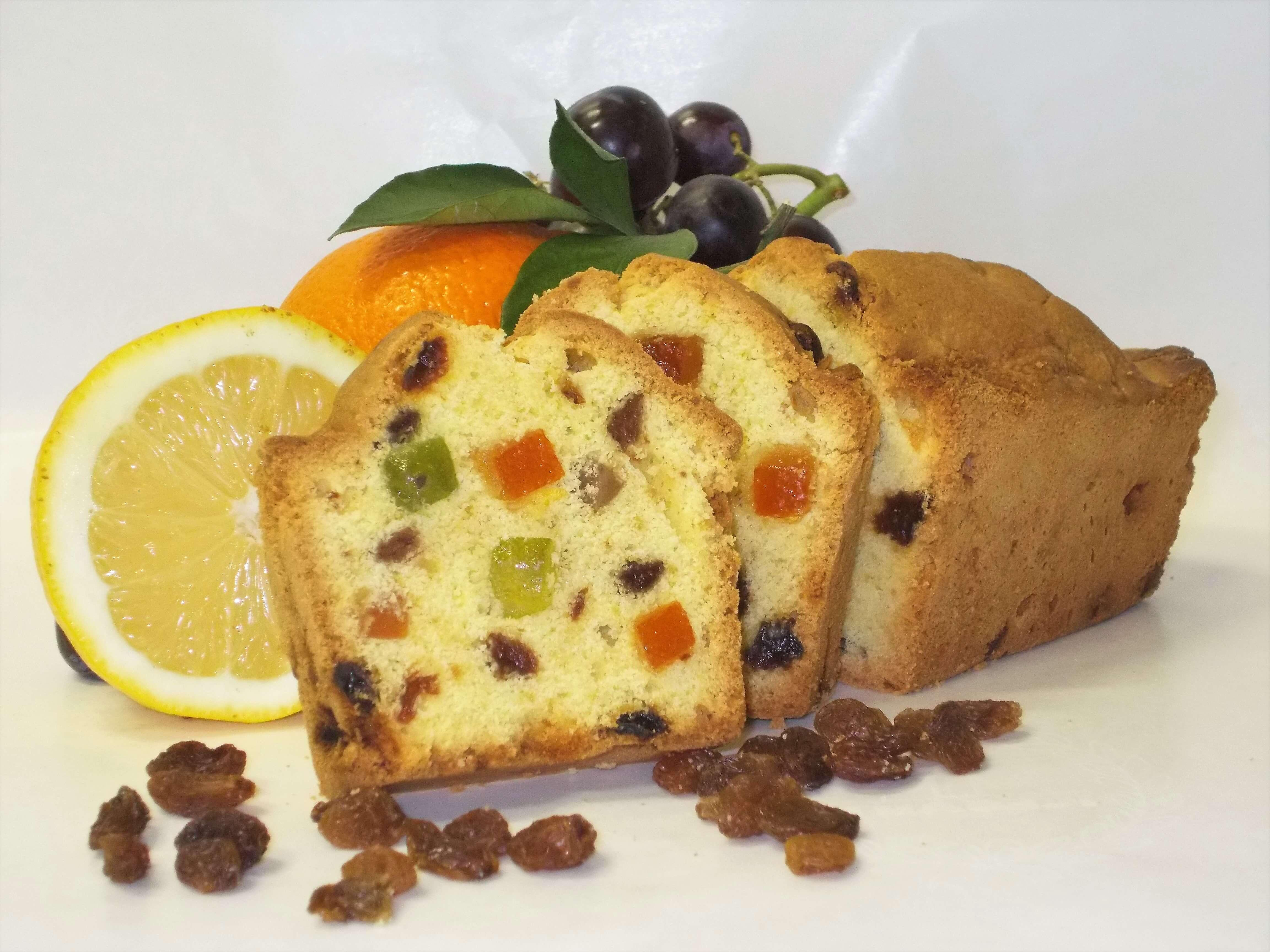 DOLCEDEA plum cake