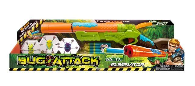 BUG ATTACK - FUCILE ELIMINATOR 37726