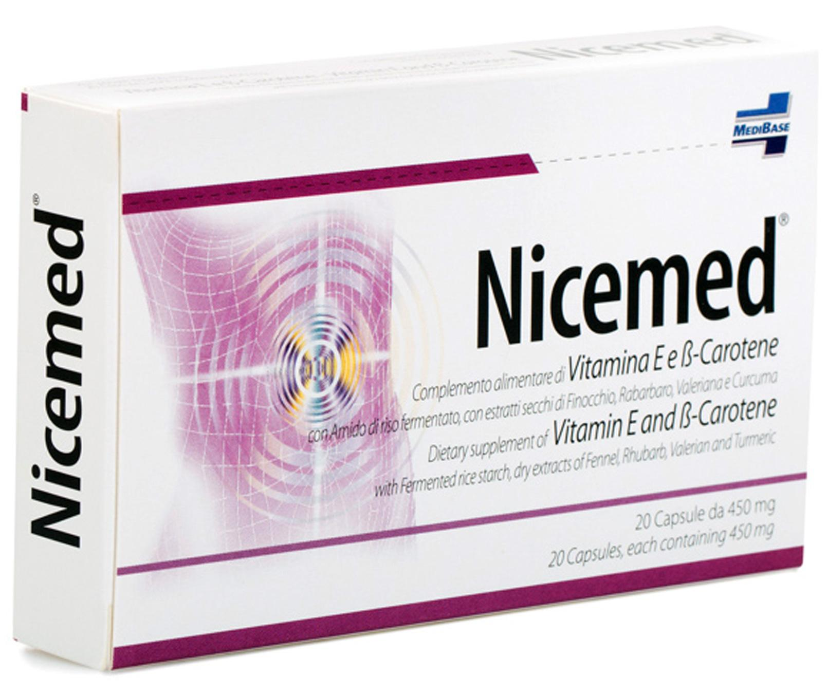 NICEMED® 20 capsule