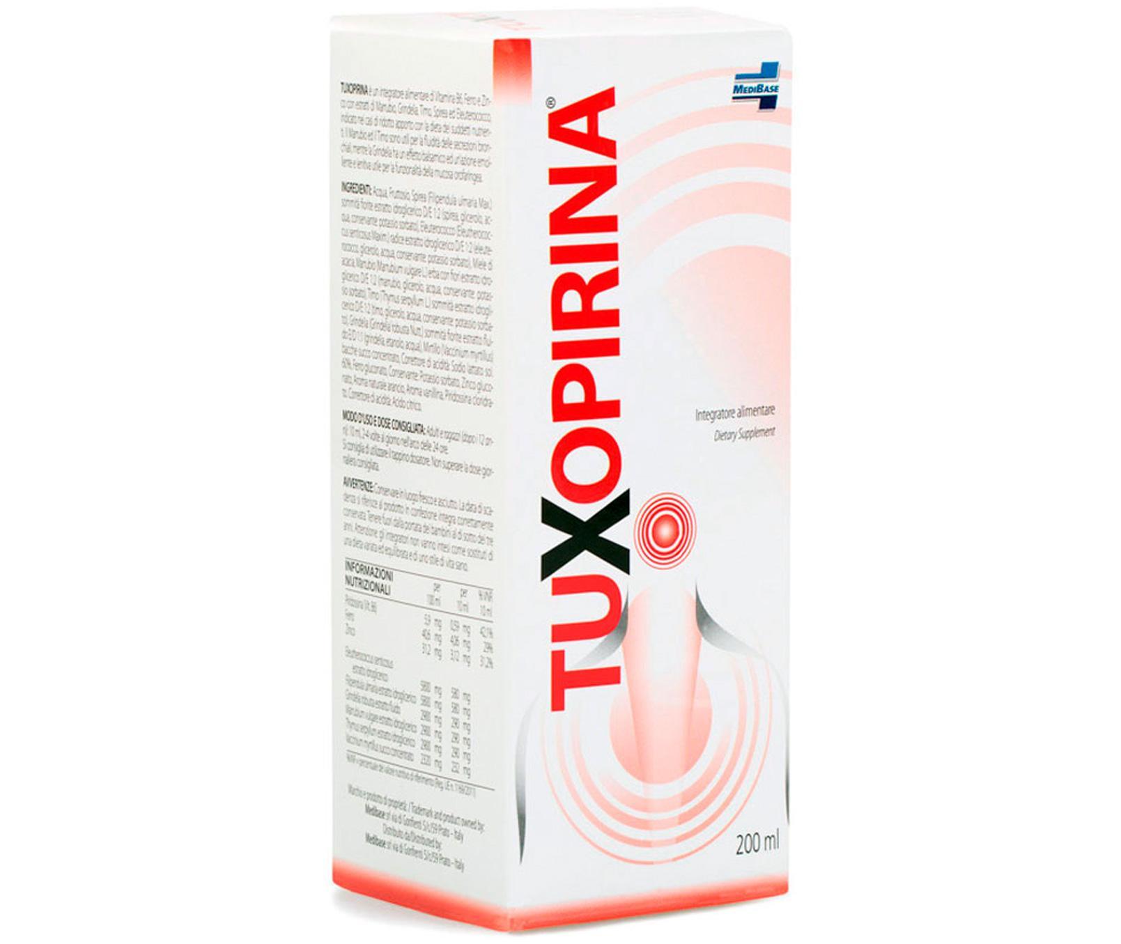 TUXOPIRINA® Flacone da 200ml
