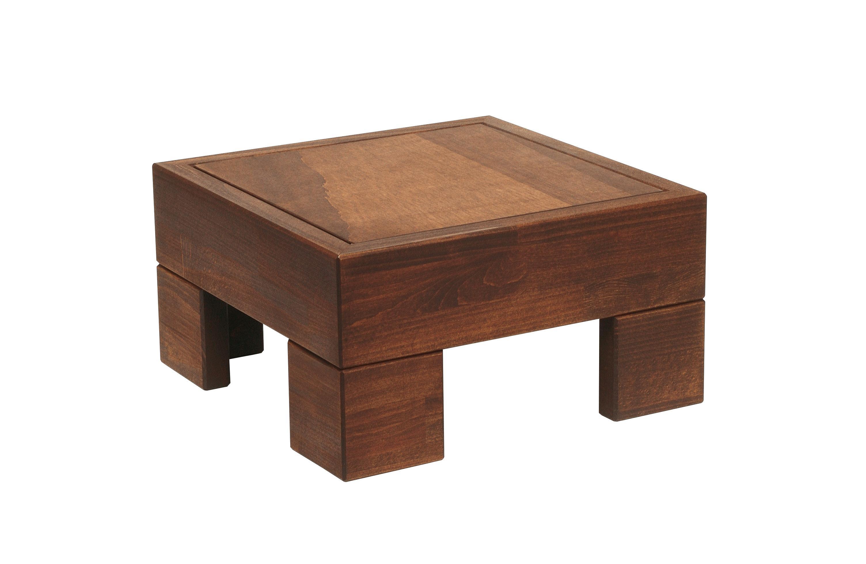 Kobe bedside table