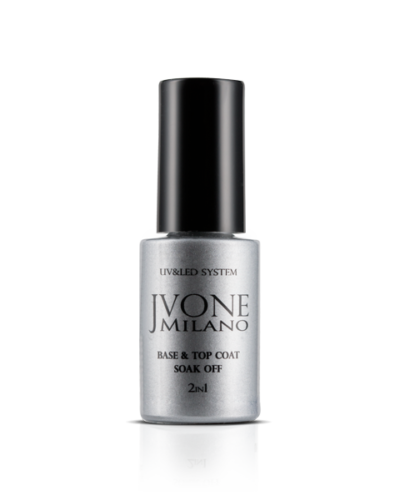 Jvone Milano - Soak Off - BASE & TOP COAT