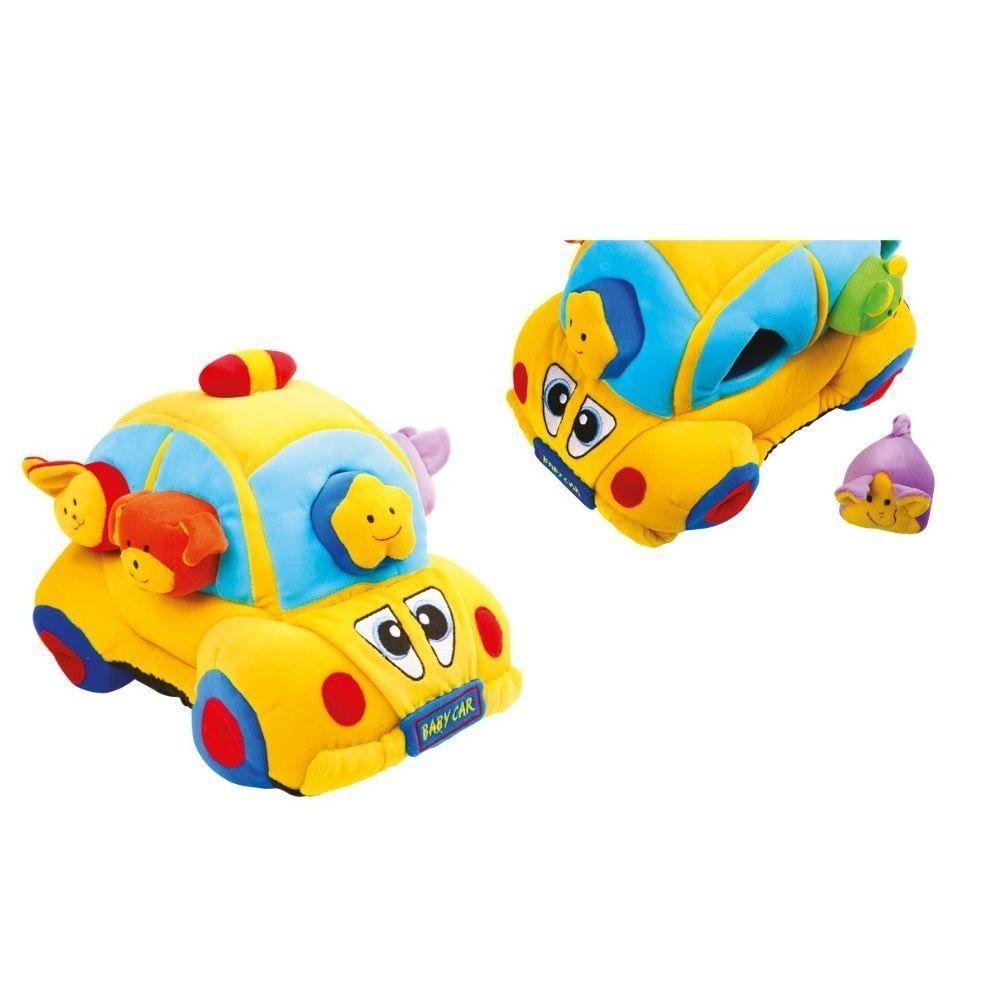 Gioco ad incastro macchina auto per bambino