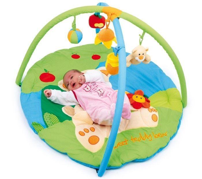tappeto palestrina attività per neonato Mod. Jamie