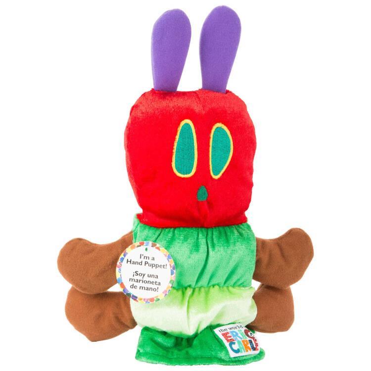 Bruco Maisazio Marionetta peluche giocattolo per neonato