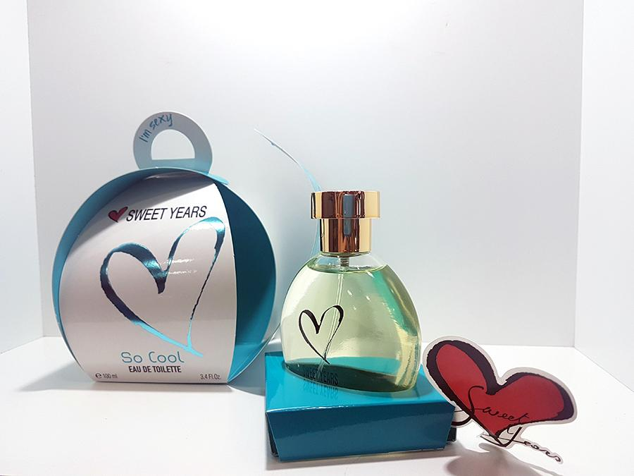 Sweet Years So Cool Eau de Toilette Donna 100 ml