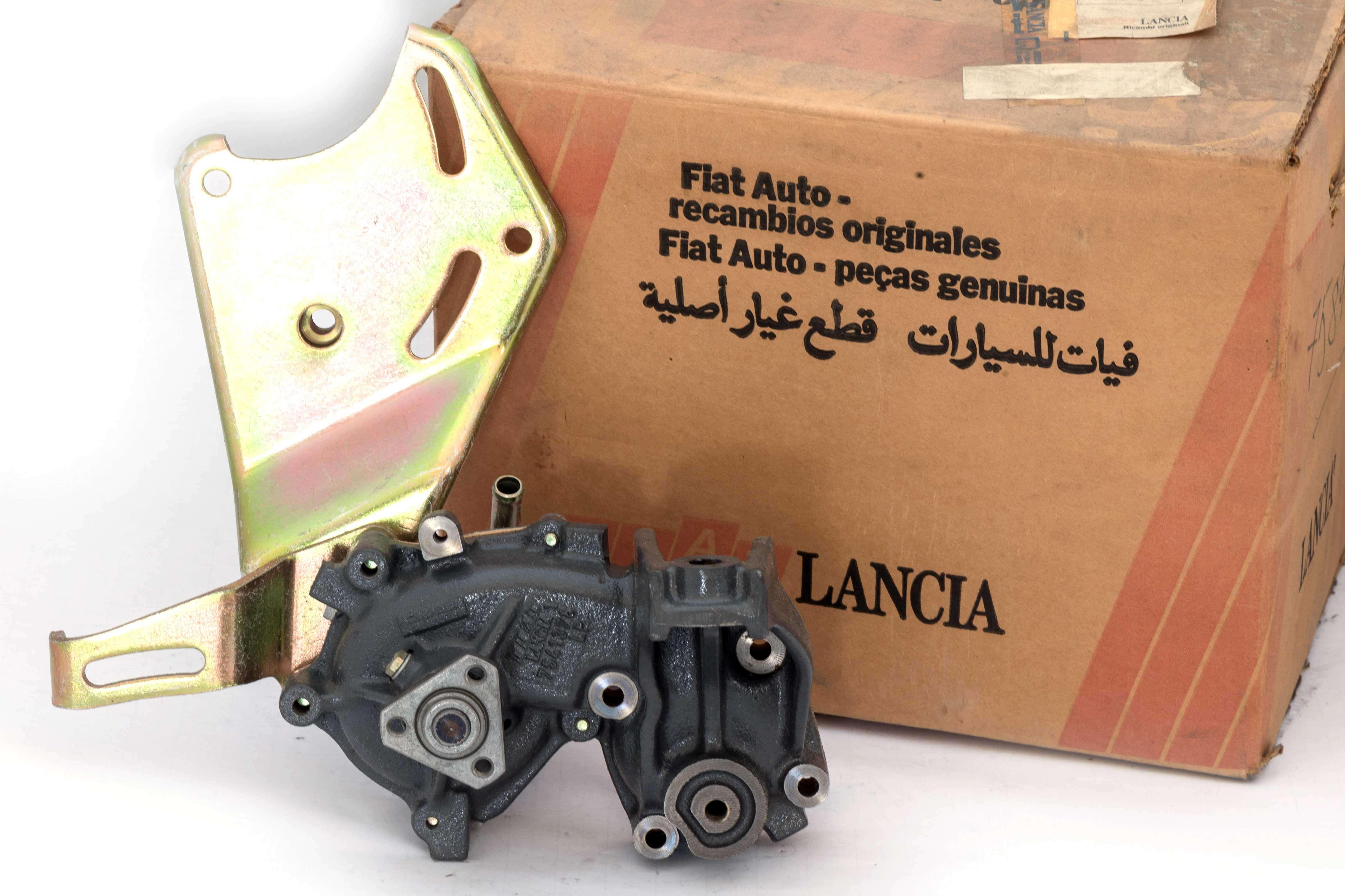7589775 Pompa Acqua Fiat Regata 65 Diesel 1.9