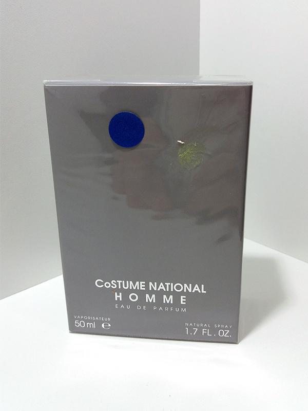 Profumo Uomo Costume National Homme Eau de Parfum 50 ml