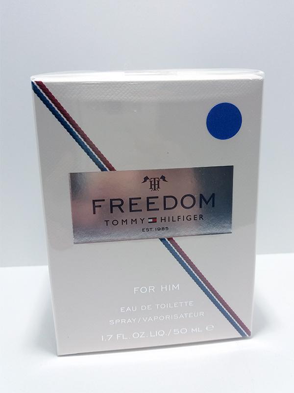 Tommy Hilfiger Freedom Eau de Toilette Uomo 50 ml
