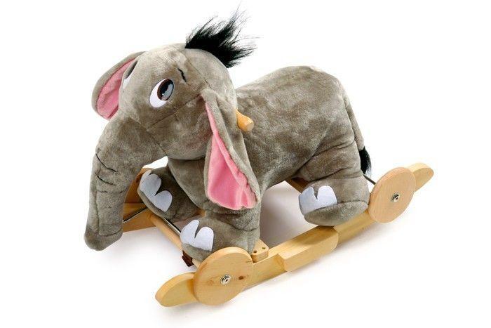 Animale Elefante a dondolo primi passi Gioco x bambini. Idea regalo