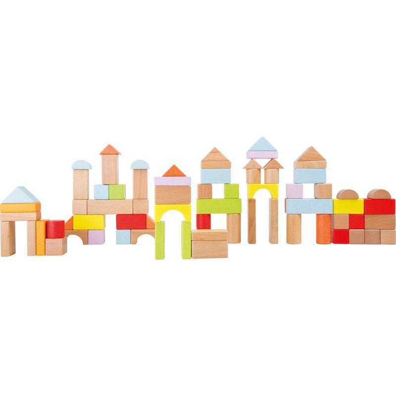 Cubetti da costruzione in legno Gioco Classici Legler 10338