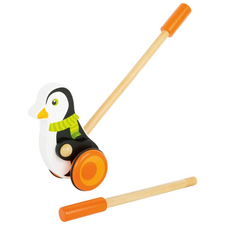 Pinguino da spingere con doppia altezza