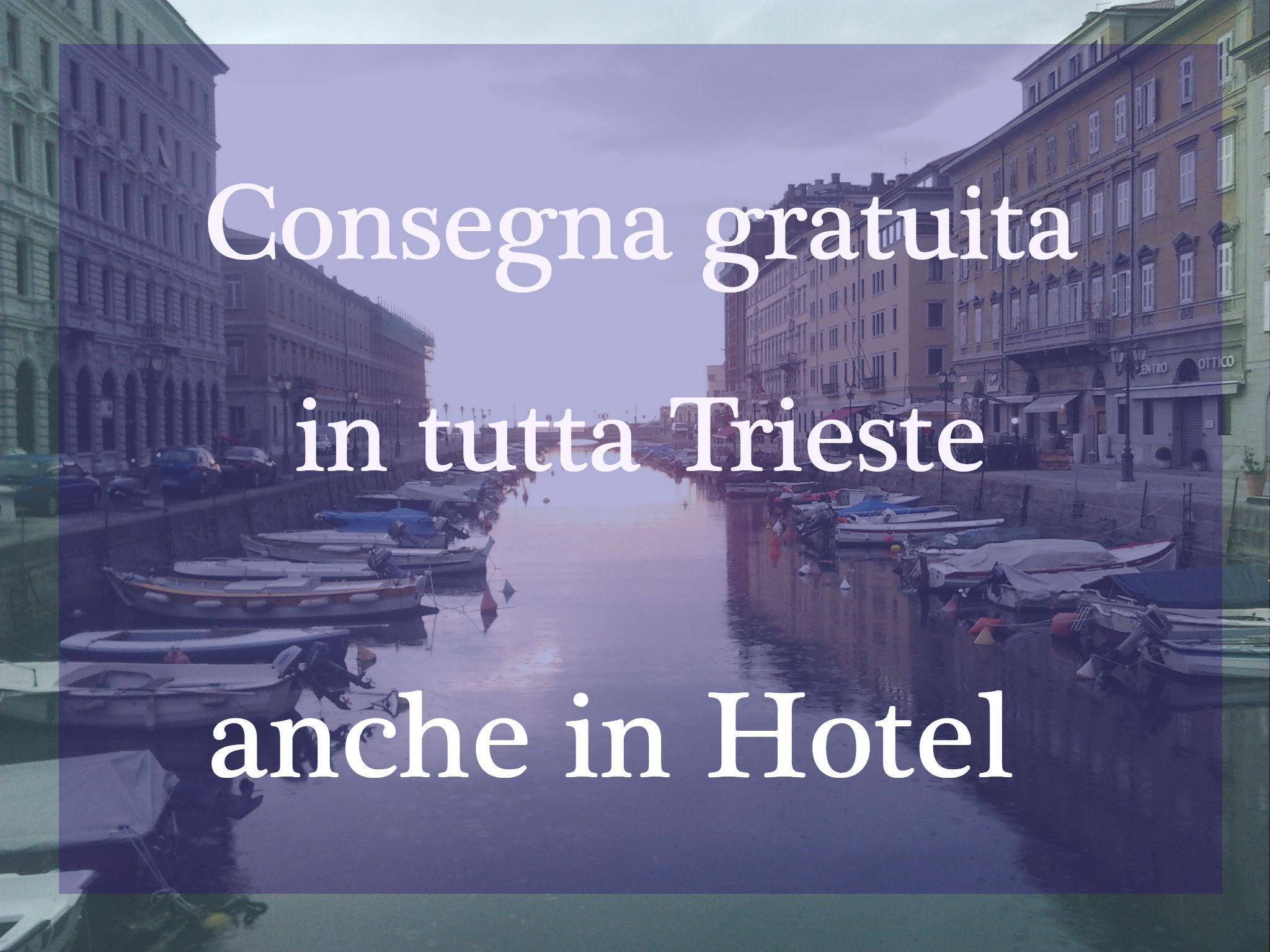 Vino a domicilio a Trieste