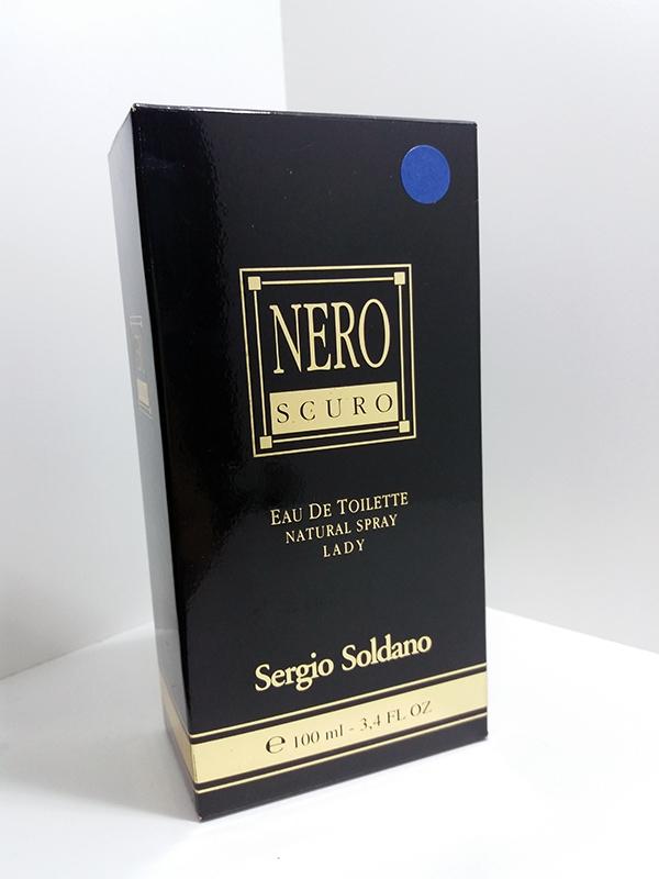 Profumo Donna Nero Scuro Sergio Soldano