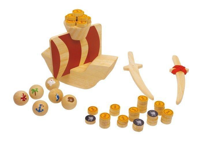 Gioco Pirati Capitan Koog 53 elementi aiuto concentrazione