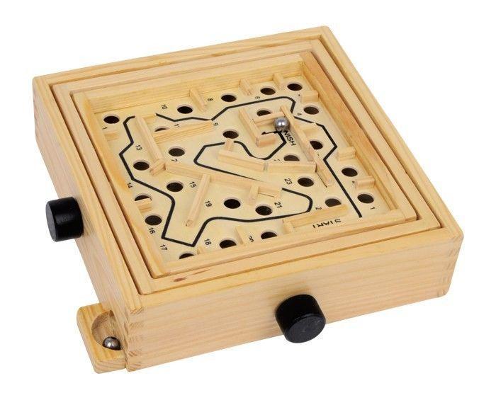 Labirinto tavolo allenamento motricità gioco per bambini in legno
