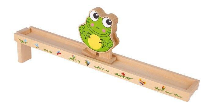 Ranocchia che cammina in legno gioco per bambini/neonati
