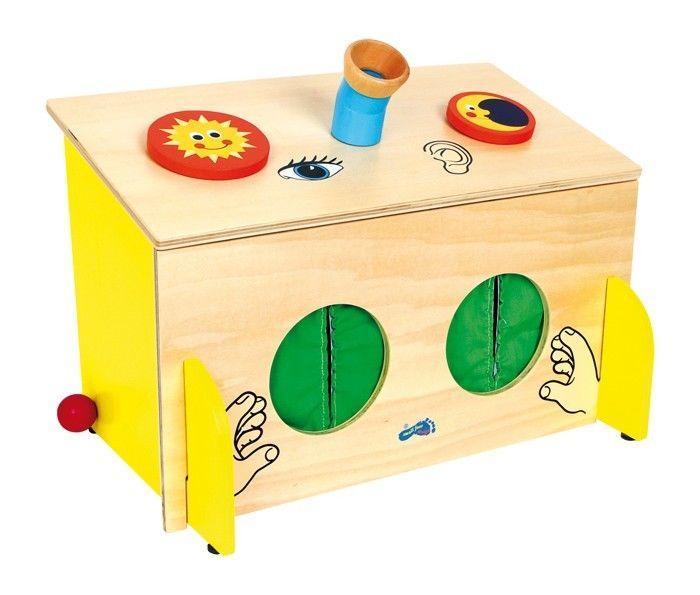 Box sorpresa da testare per bambini x motricità e divertimento gioco