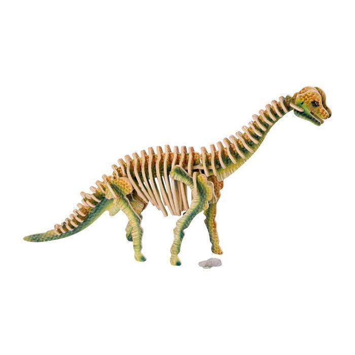 Puzzle 3D, Branchiosauro