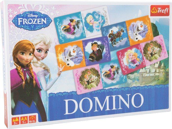 DOMINO Frozen Disney Elsa e Anna GIOCO BAMBINI