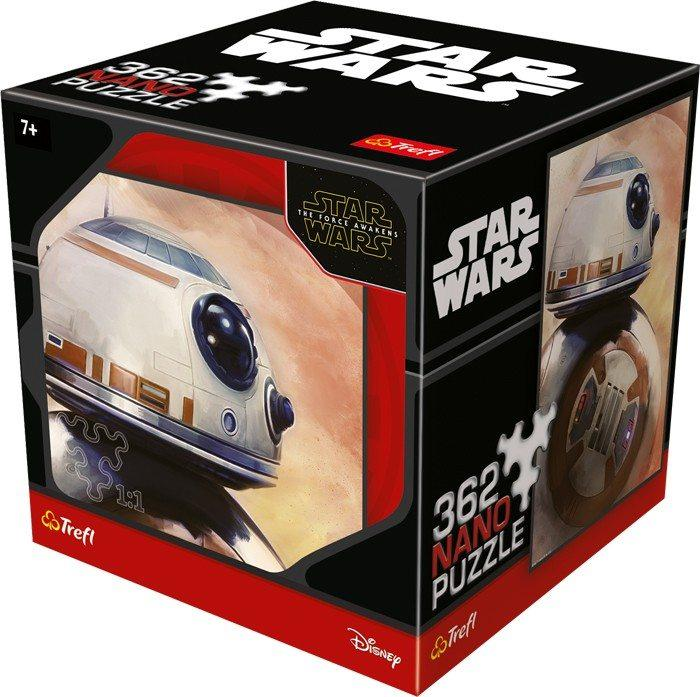 Puzzle Star Wars Nano BB-8, 362 pezzi
