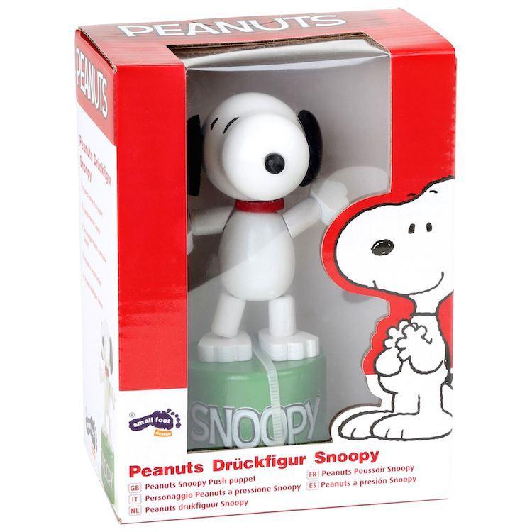 Figura Peanuts a pressione Snoopy