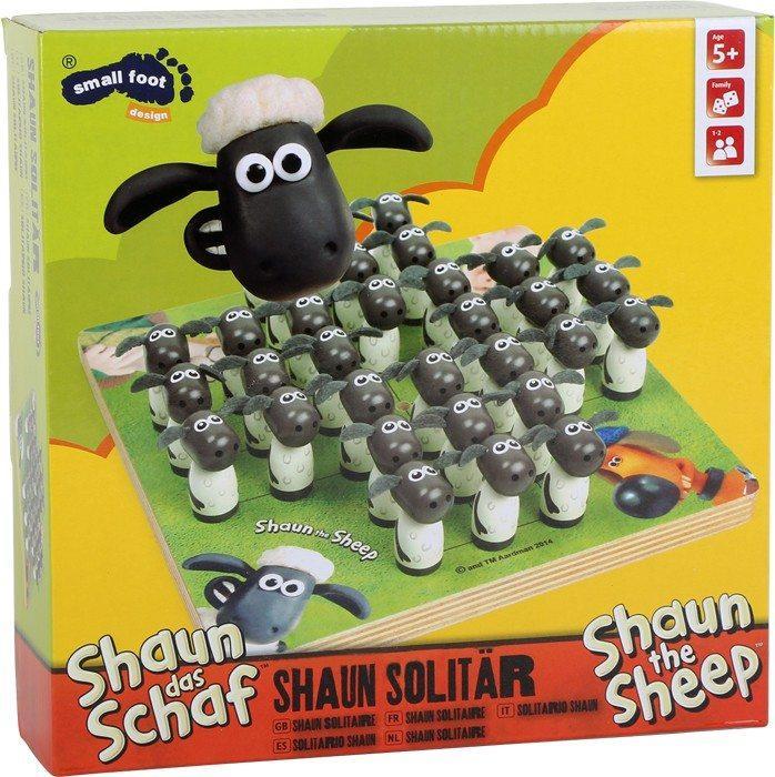 Shaun - Vita da pecora Solitario Gioco in legno, legler