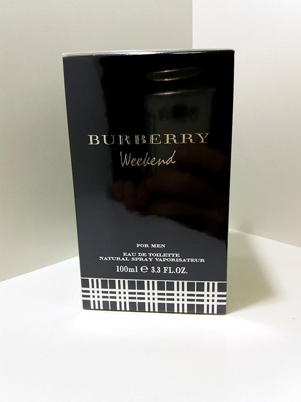 Profumo Uomo Burberry Weekend For Men Eau de Toilette 100 ml