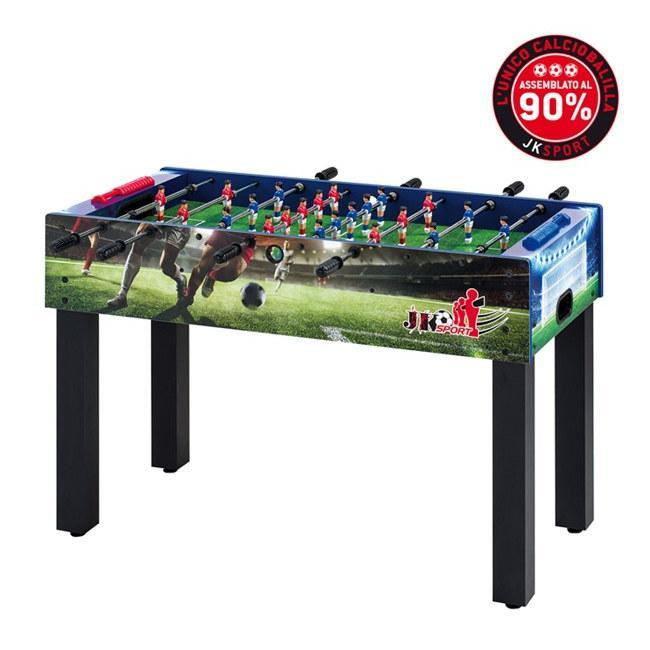 Calcio Balilla Professionale JK Sport JKS100 Aste Rientranti