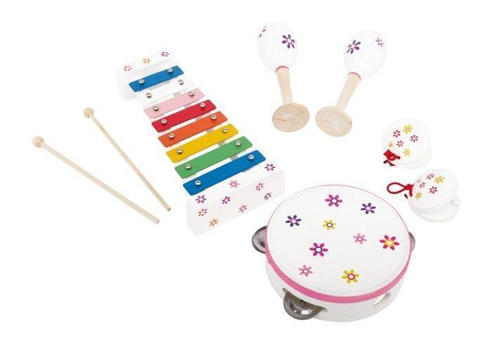 Set strumenti musicali giocattolo Fiore